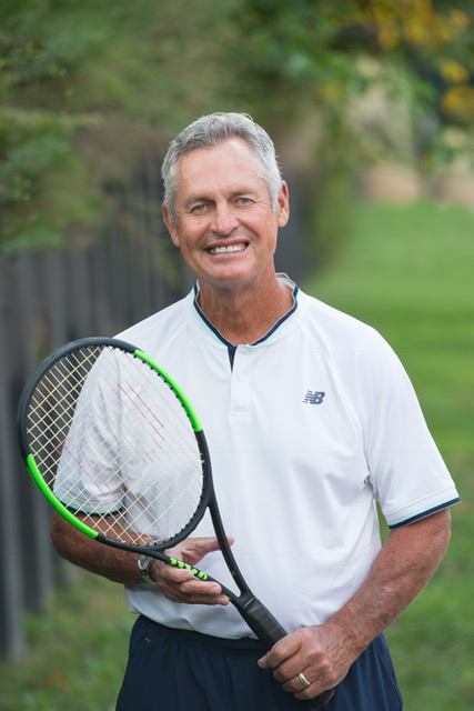 Tom Gullikson is an executive recruiting specialist for tennis jobs.