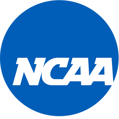 National College Athletics Association logo