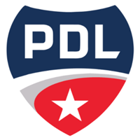The Premier Development (Soccer) League (PDL) logo