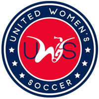 United Women's Soccer (UWS) logo For Coaches And Executives