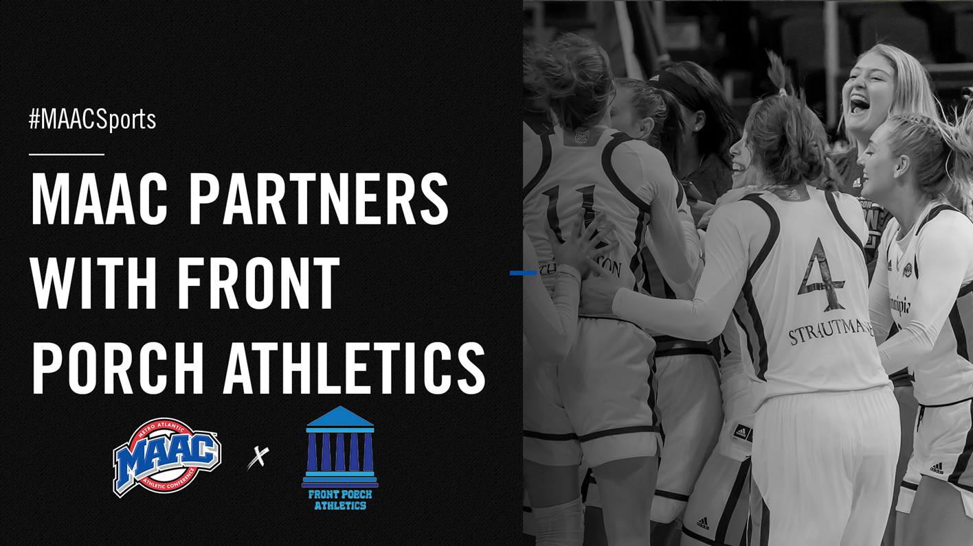 MAAC Partners With Front Porch Athletics